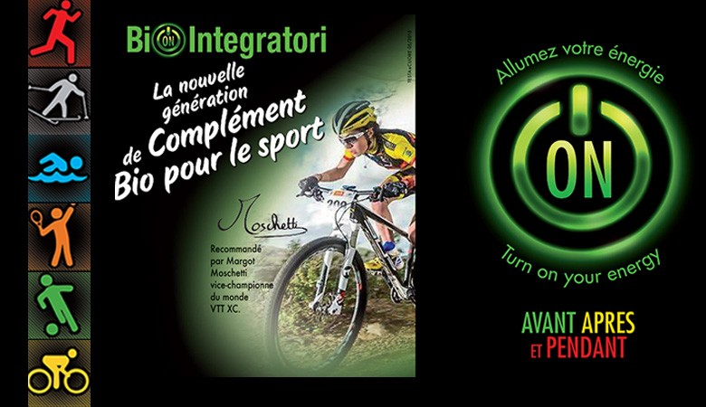 ON Integratori - sport - barre énergetiques - athlétes - running - performances