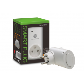 Prise connectée New Deal Smart Plug Eco FR