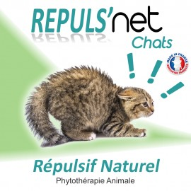 REPULS'NET - Répulsif 100% Naturel