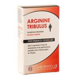 ARGININE TRIBULUS Performances sexuelles