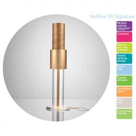 Purificateur d'Air Ioniseur SIGNATURE (Imitation Bois) - LIGHTAIR