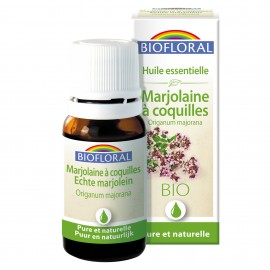 HUILE ESSENTIELLE MARJOLAINE A COQUILLES - 5 ML BIOFLORAL