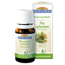 HUILE ESSENTIELLE PIN SYLVESTRE - 10 ML BIOFLORAL